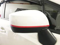 Crosstrek XV / Impreza Mirror Pin-Stripe Kit  (2012-2017)