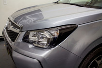 Forester Headlight Amber Delete Tint Overlay (2014+)