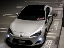 2012-2016 Scion FRS Pre Cut Roof Vinyl Overlay Kit