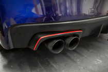 Exhaust Pin-Stripe Kit (2015-2018 WRX / STI)