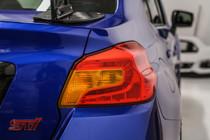 JDM Amber Tail Light Overlay (2015-2018 WRX / STI)