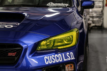 Full Yellow Headlight Tint Kit (2015-2018 WRX / STI)
