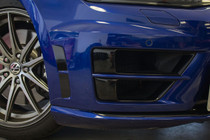 Front Bumper Accent Overlays (2014-2017 Golf R)