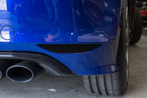 Rear Bumper Reflector Tint Overlays (2014-2017 Golf R)