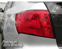 2008-2014 WRX & STI / 2008-2011 Impreza Sedan Tail Light Overlays (Full Red Out)