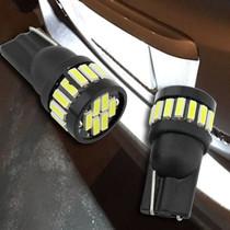FlyRyde LED License Plate Bulbs 3 Sedan