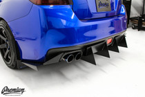 Type 1 Rear Diffuser (2015-2018 WRX/STI)