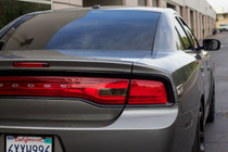 Tail light Smoke Reverse Overlay (2011-2014 Dodge Charger)