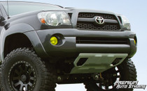 Toyota Tacoma: Yellow Tint Fog Light Vinyl Overlays