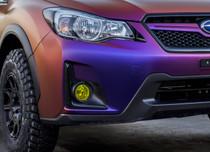 Crosstrek XV / Impreza Pre-Cut Fog Light Overlays (2012-2017)