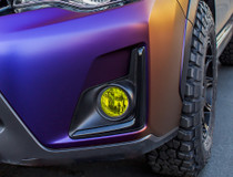 Crosstrek XV / Impreza Pre-Cut Fog Light Overlays (2012-2017)
