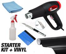 Premium Starter Kit + Vinyl Wrap