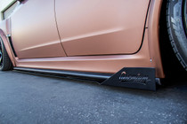 Signature Side Skirt Extensions (2008-2014 WRX / STI HATCHBACK)