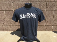 D2L - Represent (light navy) - front