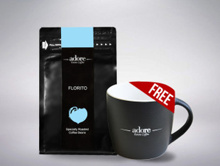 Adore Estate Coffee + FREE Adore Mug