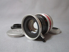 Super 16 Kern Macro Switar H16 RX 1.1 / 26mm Multi-Coated C-Mount Lens (No 1105543)