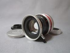 Super 16 Kern Macro Switar H16 RX 1.1 / 26mm Multi-Coated C-Mount Lens (No 1105543)