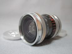 Super-16 Kern Switar H16 RX 1.6/10mm C-Mount Lens (No. 611595)