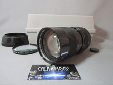 Super-16 Canon 2.8 / 15-150mm C-Mount TV Zoom Lens (No 100110)