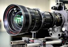 S35 Format 35mm Cooke Varotal T3 / 18 - 100mm Zoom Lens PL Mount on Bayo Mount