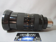 Super-16 Canon 2.8 / 15-150mm C-Mount TV Zoom Lens (No 104909)