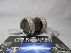 Super-16 Kern Switar H16 RX 1.6 /10mm C-Mount Lens (No 901998)