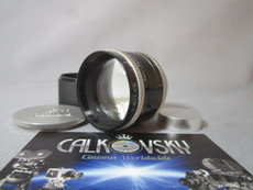 Super-16 Kern Switar 1.4 / 50mm C-Mount Lens for BMPCC
