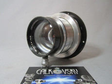Dallmeyer Super Six 1.9 / 102mm 35mm Movie Camera Lens Cell