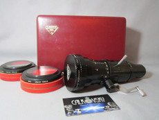 MINT! Super-16 Angenieux 2.8 / 15 - 150mm C-Mount Lens