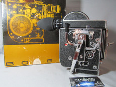 Bolex Rex 4 H16 Reflex 16mm Movie Camera