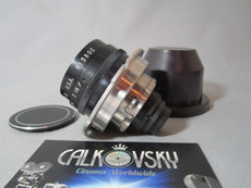 RARE Mint! Century Optics 1.9 / 10mm PL Mount on Arri-B Mount Lens (No 813802)