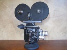 Rare! 400-ft Magazine Bolex H16 Reflex Movie Camera Package