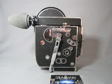 Super-16 Bolex Rex 4 H16 Reflex 16mm Movie Camera (No 211388)