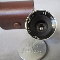 Kern Paillard Yvar 2.8/16mm C-Mount Lens (No. 217687)