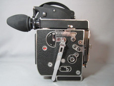 Super-16 Bolex Rex 5 H16 Reflex 16mm Movie Camera (No 235010)