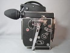 Super-16 Bolex Rex 5 H16 Reflex 16mm Movie Camera (No 235010)