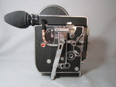 Super-16 Bolex Rex 3 H16 Reflex 16mm Movie Camera (#209352)