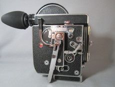 Super-16 Bolex Rex-4 13x Viewer  (No. 248914)