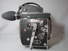 Super-16 Bolex Rex-5 13x Viewer  (No. 257769)