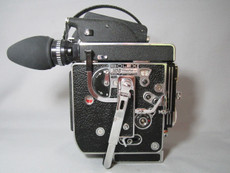 NEW! Bolex Rex-5 with 13x Viewer and Rex-o-Fader