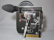 Super-16 Bolex Rex-4 10x Viewer, PRO-SERVICED, TESTED, READY TO RUN