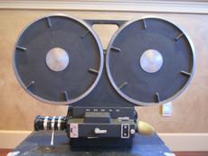Kodak Reflex 16mm Movie Camera with 1000-ft Magazine + Angenieux Lens