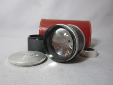 Super-16 H16 RX Kern Switar 1.4 / 50mm C-Mount Lens for BMPCC (No 990633)