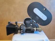 Arriflex 16mm Movie Camera Package - Tobin Crystal Motor, Mags, Matte Box, Lens