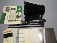 Bolex Matte Box Assembly for 16mm Movie Camera