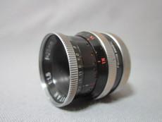 Super-16 EARLY MODEL Kern 1.5/25mm C-mount Lens (No 267728)