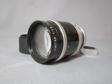 Super-16 Kern Switar 1.9/75mm C-Mount Lens (No 771393)