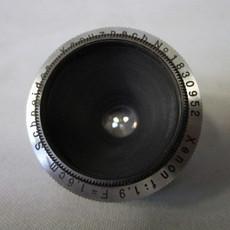 Schneider Cine-Xenon 1.9/16mm C-Mount Lens (No 1830952)