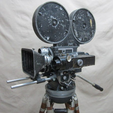 Rackover Mitchell GC Hand Crank 35mm Movie Camera - SOLD