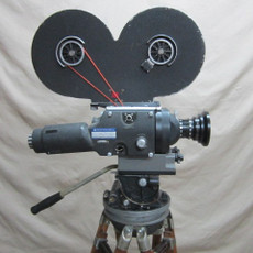 Panavision Mitchell Mark II 35mm Movie Camera - SOLD